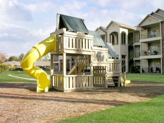playground apartment in the woodlands